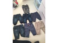 Baby boy jeans trousers