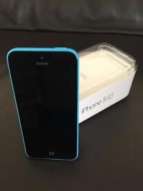 Apple iPhone 5c Blue 8gb (locked to EE).