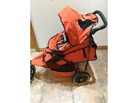 Double buggy- Phil and Teds *SOLD*
