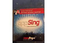 appSing Universal Karaoke