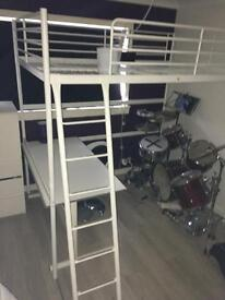 Double loft bed - IKEA Tromso