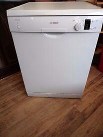 Bosch Classixx White Dishwasher
