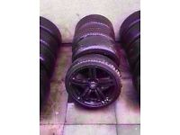 "Bmw M6 18"" Alloy Wheels 5*120 Can Sell Single Can Post Part Ex Welcome"