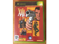 XBOX ORIGINAL or 360 game XIII