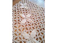 Stunning vintage crochet