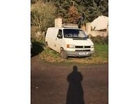 VW transporter IDEAL PROJECT!