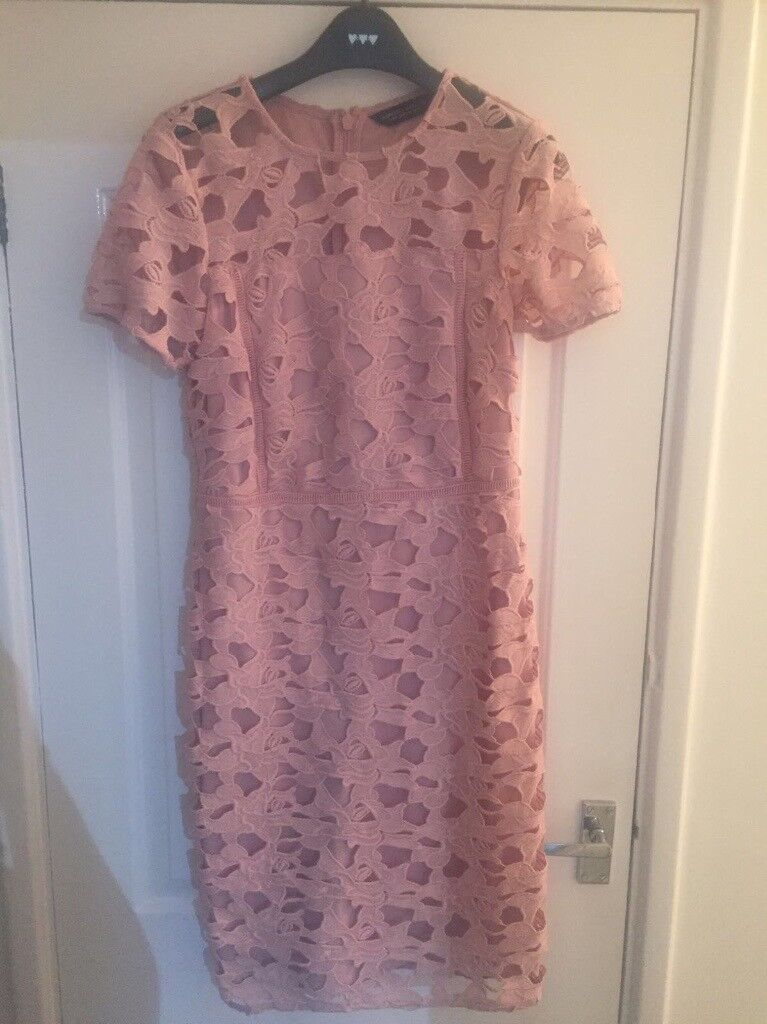 Pink Dorothy Perkins dress and head band