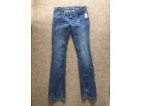 Gap Jeans 25r, brand new with tags