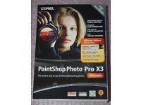 Corel Paintshop Photo Pro X3, Photo Editing Softwarea