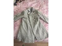Tutto Piccolo Traditional Girls Coat Age 5