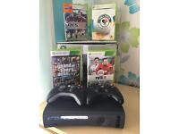 Xbox 360 Elite 120gb With Original Box