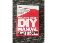 Reader's Digest DIY Manual- hardback