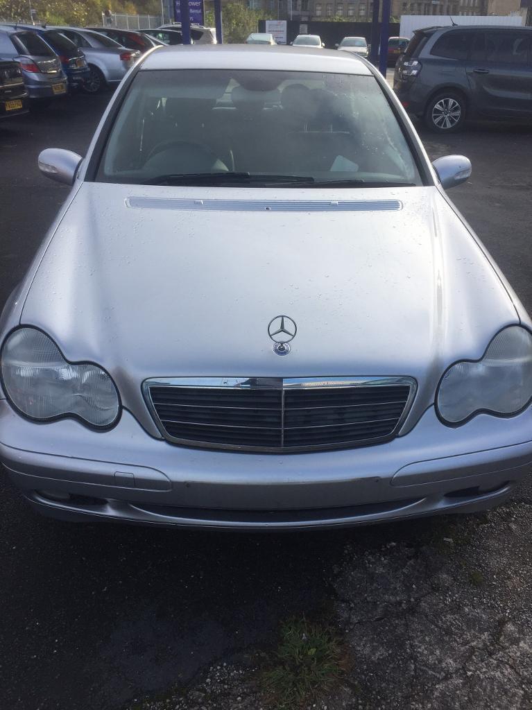 Mercedes c200 classic se