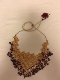Bridal costume fashion jewellery