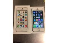 IPhone 5s silver unlocked