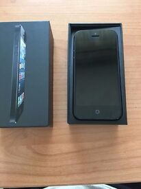 iPhone 5 16 GB Black NOT WORKING - IMEI 013628009016190