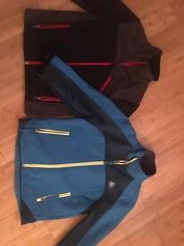 Boys Snozu jackets x2