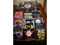 Assorted metal Rock CD'S
