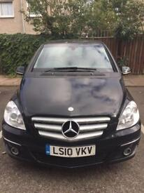 2010 MERCEDES-BENZ B180 CDI SE – Black, Diesel, Manual, FSH, LONG MOT, Hpi Clear