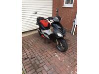 Aprilia Sr 50 2007 r factory moped