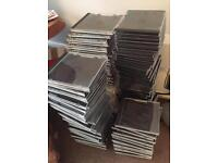 Free CD / DVD blank cases to go