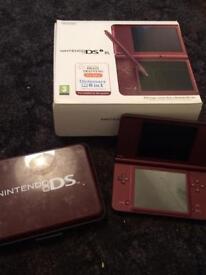 Boxed Nintendo dsi xl