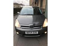 Toyota verso t3 7 SEATER