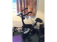 Everlast Exercise Bike
