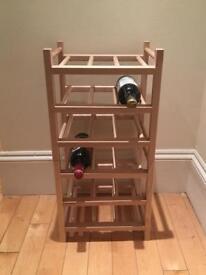 16-bottle wine rack