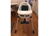 Mamas and Papas baby high chair in very good condition
