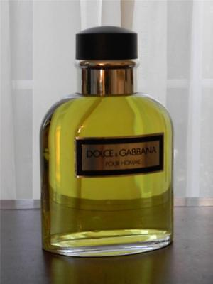 Dolce & Gabbana Pour Homme Giant Factice Dummy Display Bottle