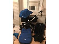 Immaculate will sell hoodless for Unisex or with royal blue bugaboo buffalo