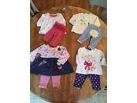 Baby clothes - mainly 0-3 months