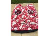 Animal bench seat cover (waterproof) VW T4