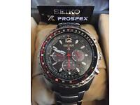 Seiko Prospex Solar Men's Watch