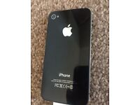apple iphone 4 8gb not sure of network