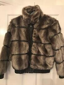 Next girls coat 11-12years