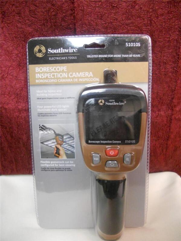 Southwire Borescope Iinspection Camera 51010S