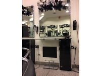 Full Salon Furniture and equipment
