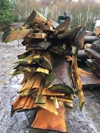 Hard & soft wood