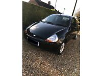 FORD KA ZETEC CLIMATE Very Low Mileage