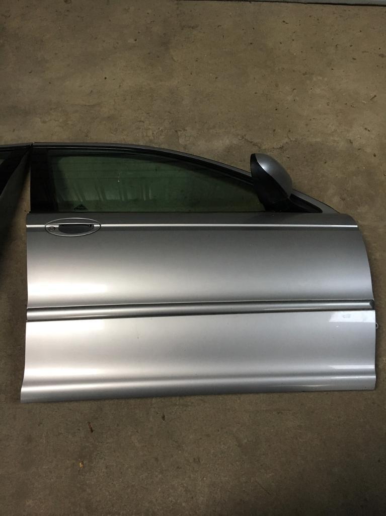 Jaguar x type drivers side front door