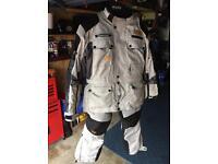 Akito Desert Motorcycle Textile Suit