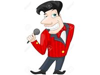 MALE SINGER required for Italian / English covers band