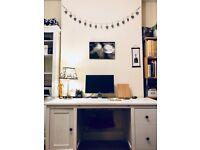 Hemnes IKEA White desk