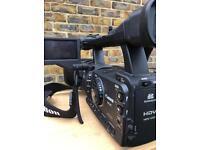 Canon Pro HD Camcorder for sale. Canon XH-A1
