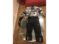 Kids motorcycle gear