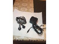Nokia charger small pin an head phone