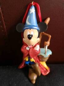 Mickey mouse christmas decoration