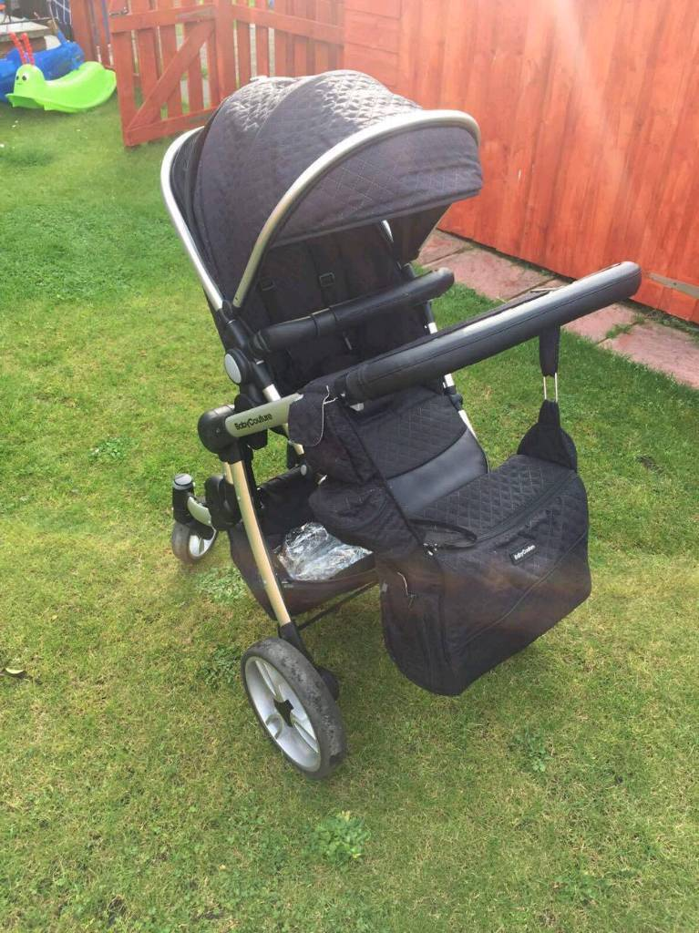 SWAP OR SELL baby couture pram
